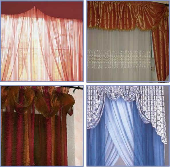 Tende mantovane tende e tendaggi sepe tende - Mantovane per tende bagno ...